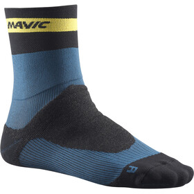 Mavic Ksyrium Pro Thermo+ Socks Majolica Blue